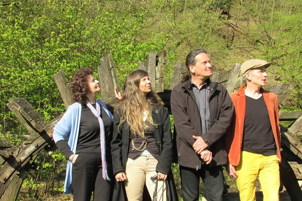 Martina Hörle, Greewood/Grünwald, Andreas Erdmann, Bernd Möller
